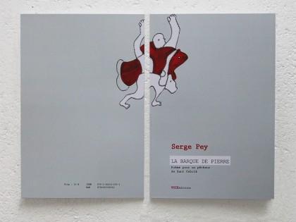 SERGE PEY, la barque de Pierre