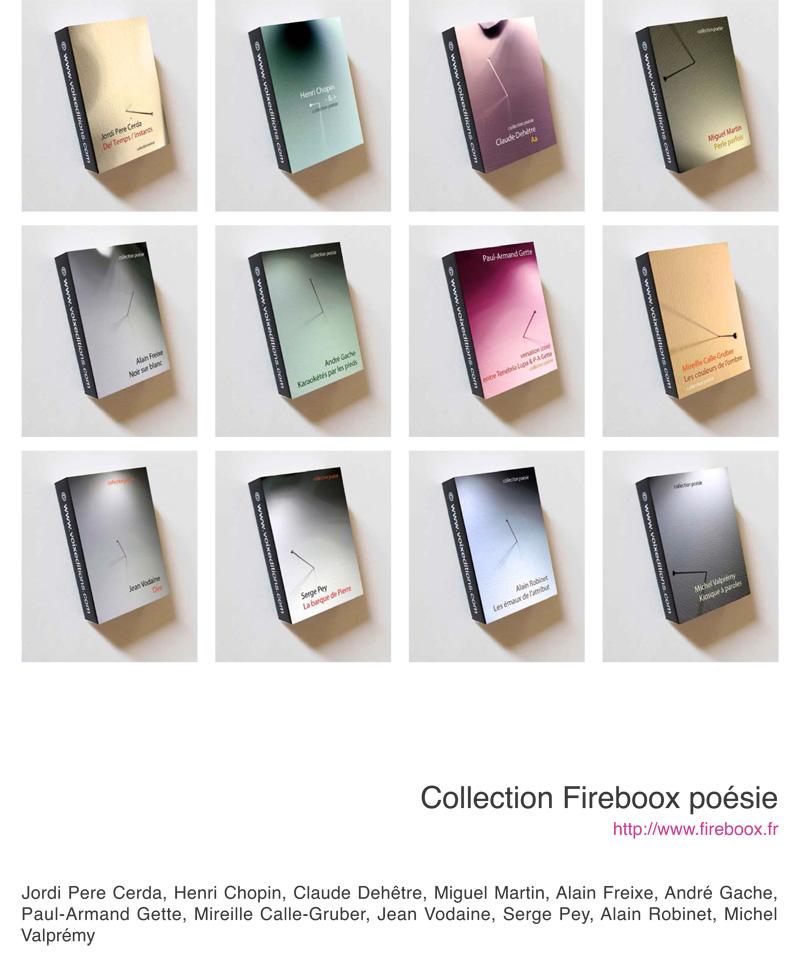 Collection poesie Fireboox